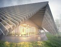 Cultural Architecture: Educational Pavilion