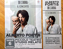 Alberto Fortis - Merchandising