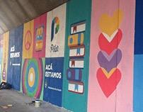 Mural - Preseidencia de la Nación