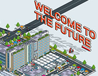 Welcome to the Future: Staffordshire Uni Campus Map