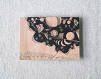 Creator is Nobody --- postcards