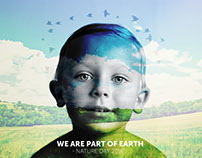 We are part of Earth!