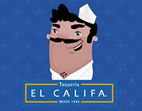 El Califa - Sabemos de tacos : Animation