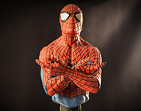 Spider-Man Bust
