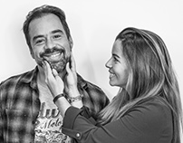PORTRAIT: Luís Filipe Borges & Sara Santos