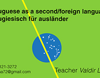 Teacher Valdir Lima