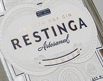 RESTINGA London Dry Gin