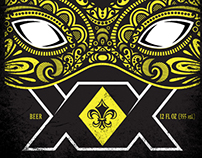 Dos Equis - Masquerade - Packaging