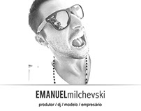 DJ Emanuel Milchevski - Concept