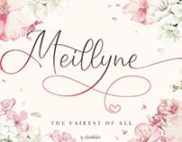 FREE | Meillyne Script Font
