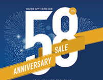 Location Anniversary Sale
