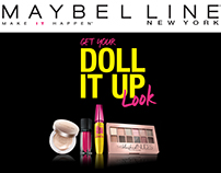 Maybeline Doll It Up Challenge