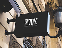 JOY | Site internet & logo