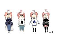 My sweatshirt experiment