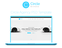 Circle Agency Template