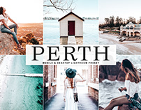 Free Perth Mobile & Desktop Lightroom Preset
