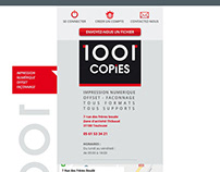 1001 Copies Interface