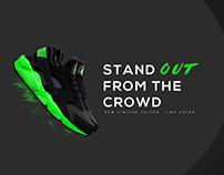 Unofficial Nike Branding