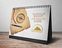2018 Calendar for Yashodhara Group