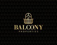 Balcony Properties - Identity Design
