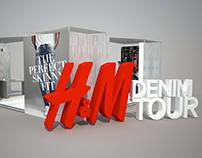 H&M DENIM TOUR