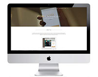 One page web design - Cammit Communication