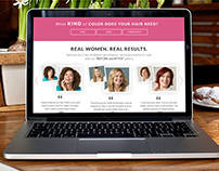 ION at Home Website — for SALLY BEAUTY