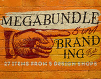 5in1 Mega Bundle v.18: Branding Kit