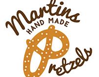 Martin's Pretzels Rebrand