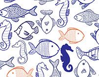 Merry Maritime Pattern