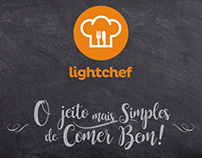 LIGHT CHEF - Branding & PDV