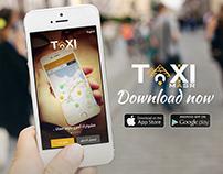 Taxi Masr Application