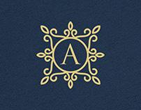 Alkanooz Logo Design
