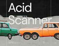 Acid Scanner by Clear Supply