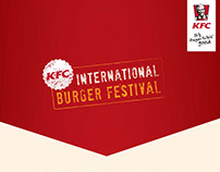 KFC International Burger Festival