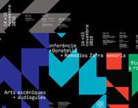 Barcelona Pensa 2018 Festival identity