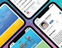 CV as an App