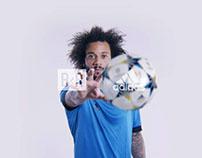 Adidas - 'Watch Me Create' feat. Marcelo / Bale