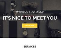 Golden Landing Website