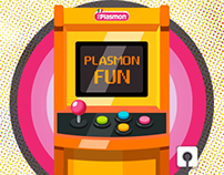 Plasmon Fun - Games on Facebook