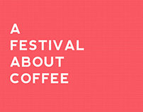 A Festival About Coffee