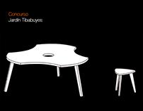   Muebles del Jardín infantil Sabana de Tibabuyes  