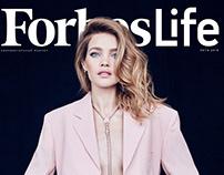 Natalia Vodianova / Forbes Life magazine