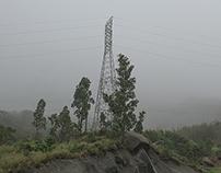 Caminho da névoa