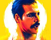 Freddie Mercury / Live AID'85