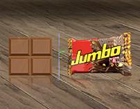 Chocolate Jumbo mini