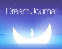Dream Journal mobile application
