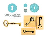 Jamie Walker + Associates Identity
