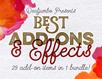 29 Add-On & Effect Graphics