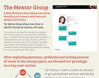 The Mentor Group- Website Implementation